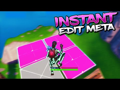 The *NEW* Editing Meta For CONSOLE Fortnite...
