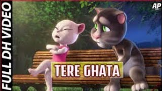 #vishalvideo Talking Tom in Hindi | Isme Tera Ghata Mera Kuch Nahi Jata | #vishalvideos| Video Songs