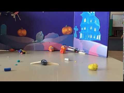 Kids Animations   YWCA  Turner Primary School   Group A   Haunted House   ACT