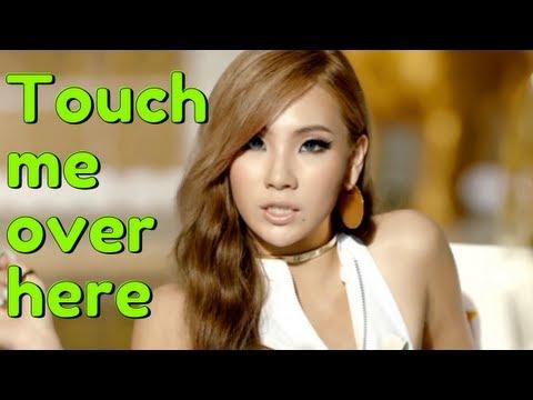 "2NE1 ""Falling in Love"" - KpopCharts Update"