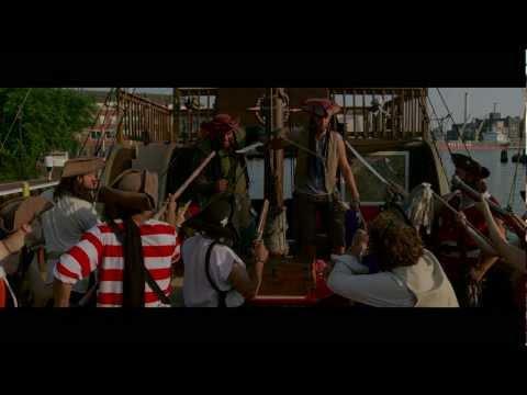 Urban Pirates Trailer 2012