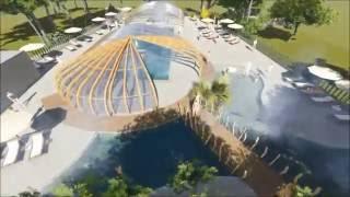 Yelloh Village Avignon Parc Espace Aquatique 2017