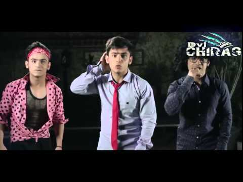 4 Men Down Reggaeton DJ TEJAS S FT DVJ CHIRAG Mix Maine Socha Tha Aj Na Piyu
