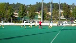 HC Bra-HC Suelli (3-3) gol di Bartholomew su corto
