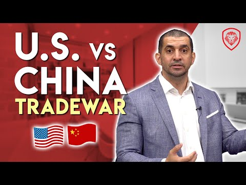 US China Trade War Explained -Who Needs Who?