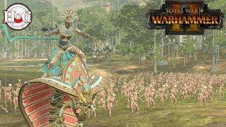 Night of the Undead - Total War Warhammer 2 - Online Battle 132