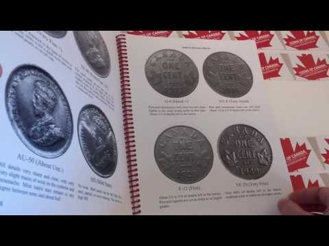 Coin Collecting Episode 112 - Guide For Grading Coins Of Canada By Andre Langlois #coinsofcanada