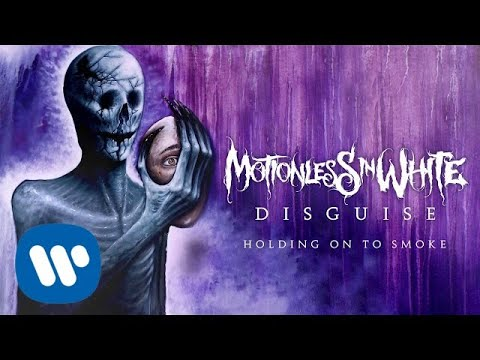 Motionless In White - Holding On To Smoke (Official Audio)