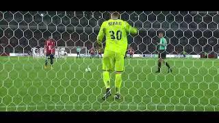 Thiago Maia converte pênalti para o Lille (Losc)