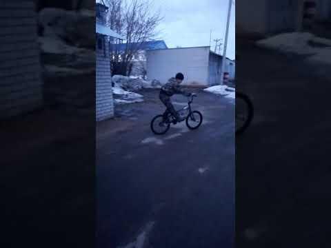 Катаю на BMX