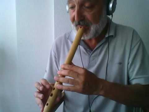 Kiss The Rain -비를 맞다 - Yiruma  -  Quena flute