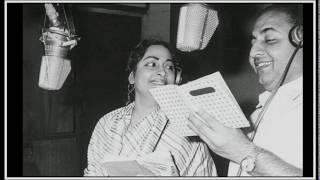 HO CHAT MANGNI TOH PAT SHAADI … SINGERS, MOHD RAFI & GEETA DUTT … FILM, CHAAL BAAZ (1958)