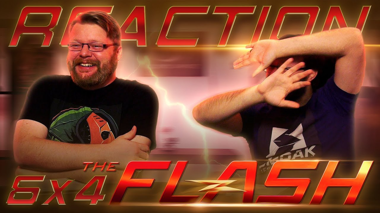 """Download The Flash 6x4 REACTION!! """"There Will Be Blood"""""""