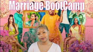 Marriage Boot Camp Hip Hop Edition S16 Ep.2 REVIEW