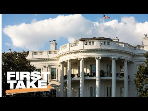 Warriors' White House Visit Uncertain | First Take | June 14, 2017