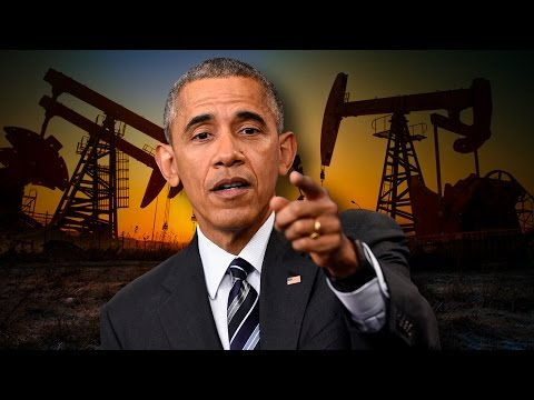 New York Times Praises Obama's on Climate, Fails To Mention Drilling Nearly Doubled Under His Watch