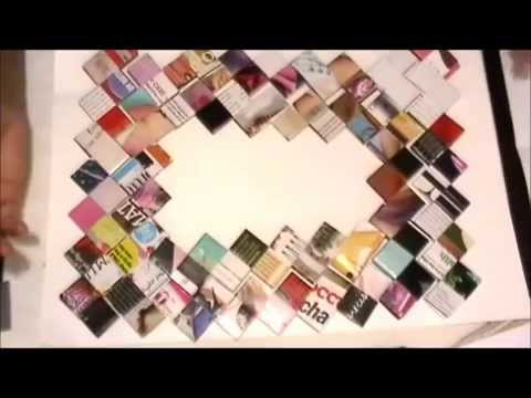 Diy:picture Frames  Recycle Your Shoebox