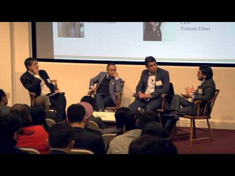 2015 India Conference - Globalization of Media and Entertainment