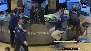 تأثر الأسواق المالية بإعلان بدء الديمقراطيين تحقيقا رسميا مع الرئيس الأمريكي (25/9/2019)