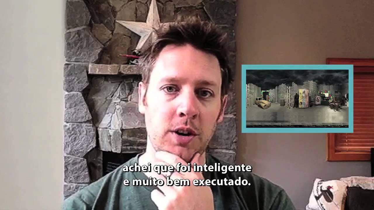 Download Neill Blomkamp revela seu TOP3 dos vídeos gravados no YouTube Space São Paulo