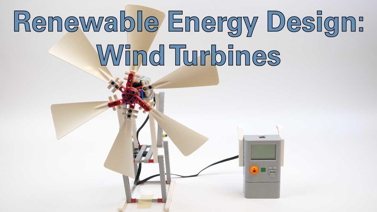 Renewable Energy Design Wind Turbines Youtube