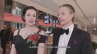 Tampereen Ooppera / Bizet: Carmen / Ensi-illan tunnelmia, osa1