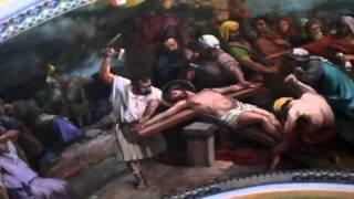 Распятие Христа. Пещерный храм Почаевской Лавры(, 2012-12-27T20:47:02.000Z)
