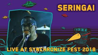 Seringai LIVE @ Synchronize Fest 2018