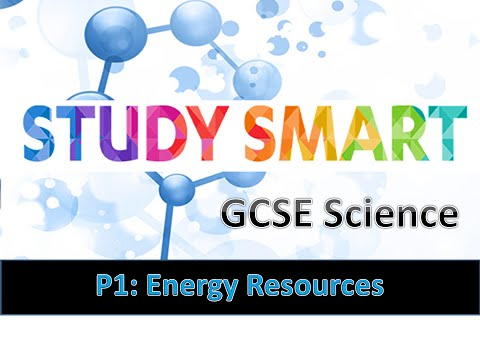 P1 Energy Resources (EDEXCEL)