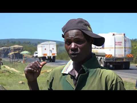 Murika: Barabara Ya Ikuo; Nakuru -Eldoret, Itura-ini Ria Salgaa.
