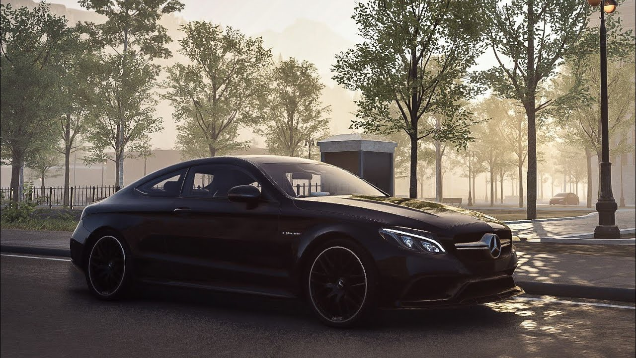 The Crew 2 - AMG C63S Coupe Customization and Gameplay
