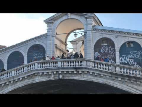 Hofstra Study Abroad in Venice 2012