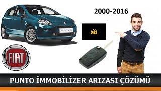Fiat Punto Anahtarı Kayıp ve Yedek Anahtar Çözümleri