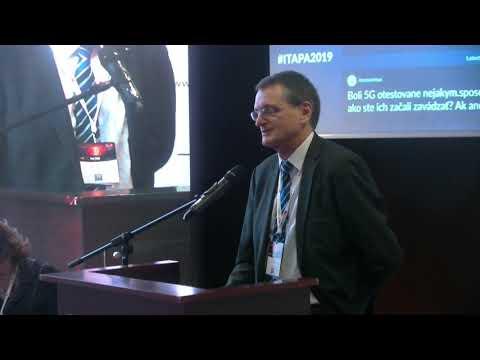 Eckhard Hohwieler, Fraunhofer Institute, Berlin - Digitálna transformácia smerom k odvetviu 4.0