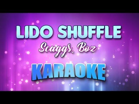 Scaggs, Boz - Lido Shuffle (Karaoke & Lyrics)