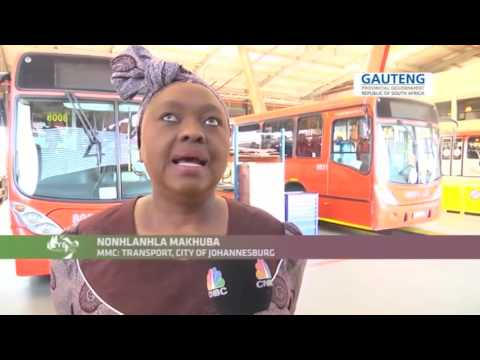 Role of transport in shaping Gauteng economy