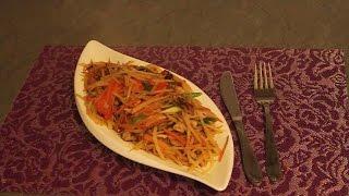 Картошка по-китайски - быстрый и вкусный рецепт