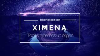 Ximena - Significado del Nombre Ximena