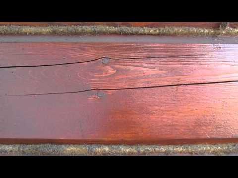 Чем заменить импортные краски для дерева