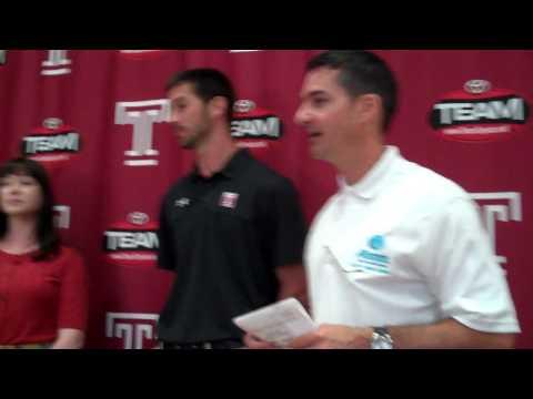 #TUFB: K/P Brandon McManus Presented With Allstate Good Works Team Award (Pt. 1)