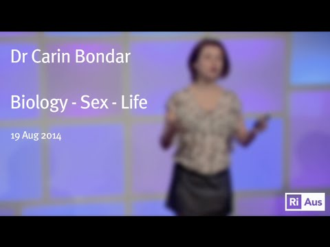 The Birds And The Bees Are Just The Beginning… with Carin Bondar