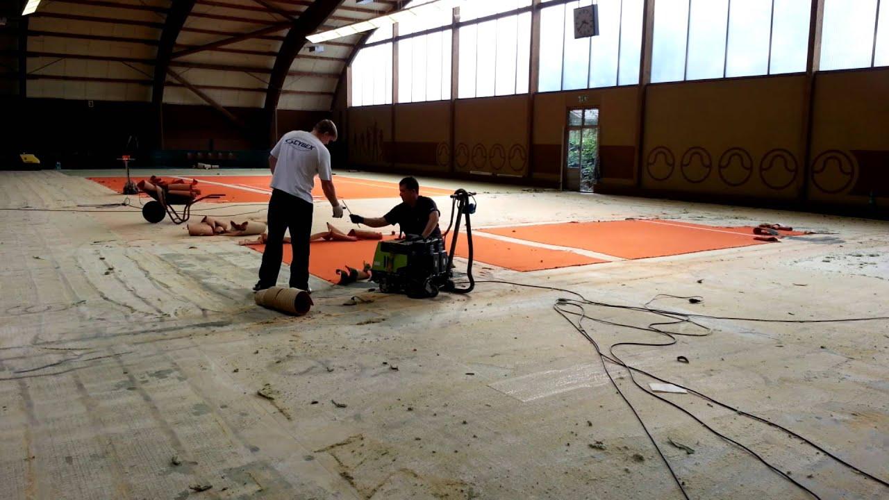 and bronco youtube hardwood floors vct removing machine stripper floor scraper engineered watch