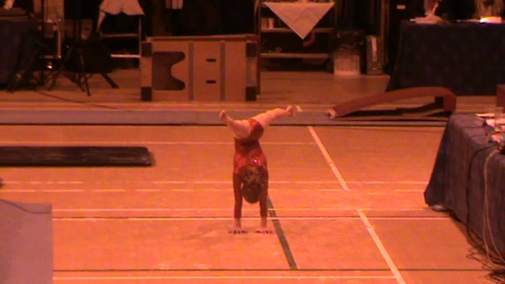 Ellie Botterill Range And Conditioning Compulsory 3 Nationals