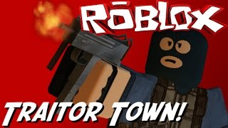 🔥 ROBLOX [#2] TTT (TROUBLE IN TERRORIST TOWN)!