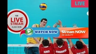 Japan v Canada Volleyball | Live Stream