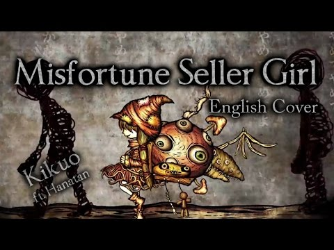 Misfortune Seller Girl (ENGLISH Cover) / 不幸屋の娘