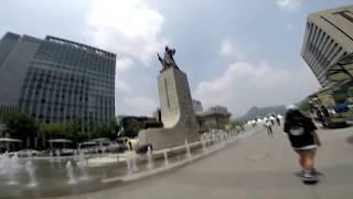스케이트보드 서울 크루징 SkateRoad 도심 크루징…