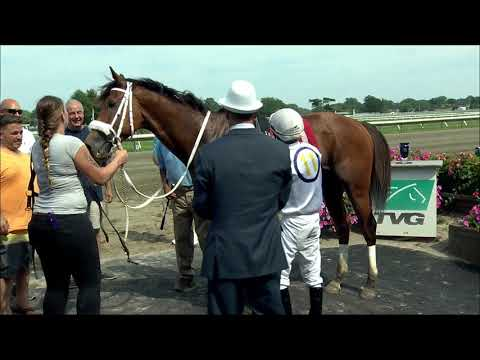 video thumbnail for MONMOUTH PARK 8-18-19 RACE 6