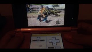 [3DS] MH3U - How to Fight a Savage Deviljho at HR 6 - G Rank