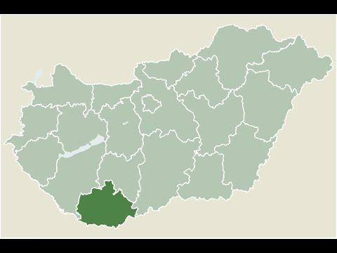 Magyarország sorozat - Baranya megye (2)